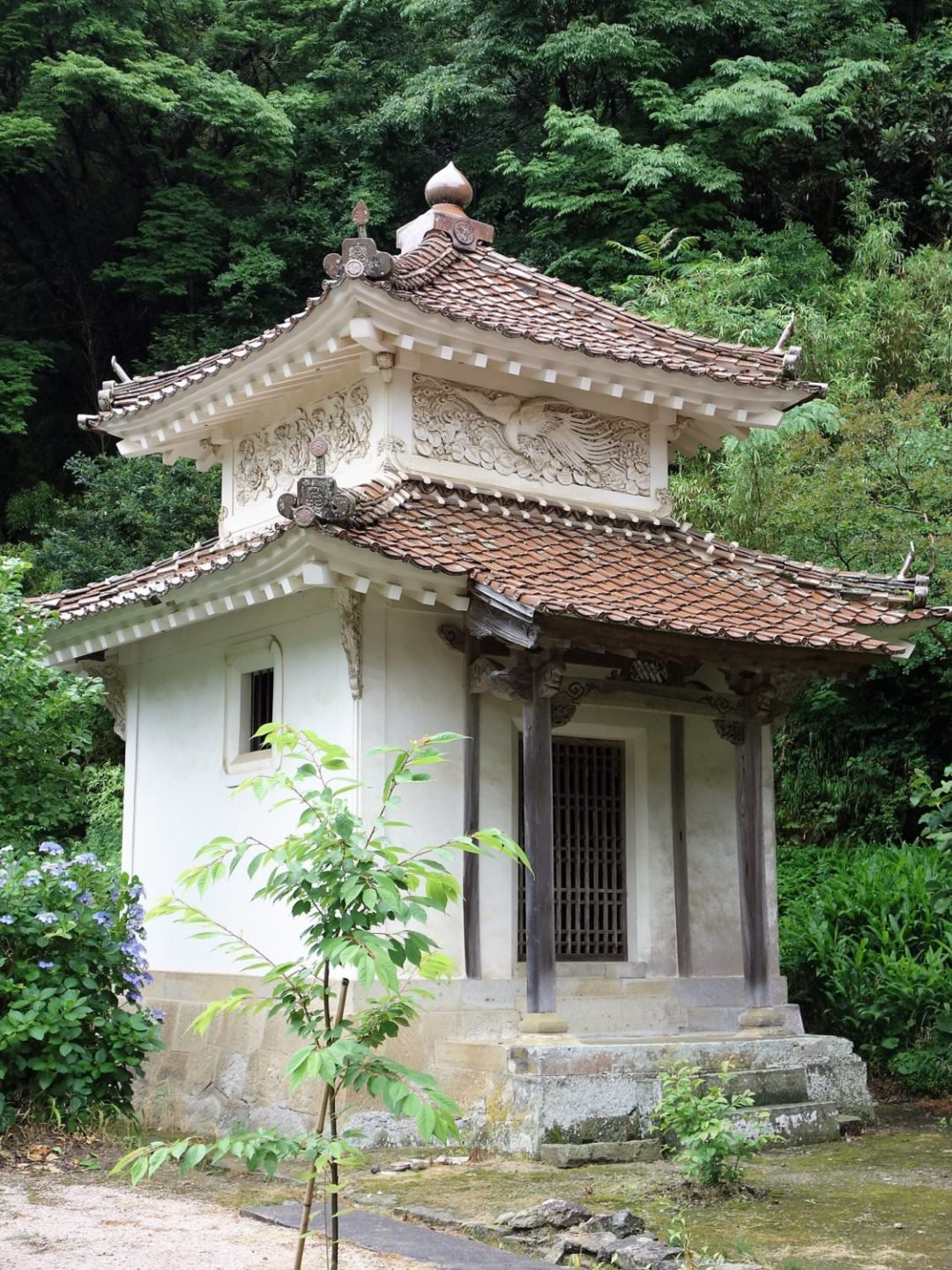 """Kyo-zo"" at Saishoji Temple"