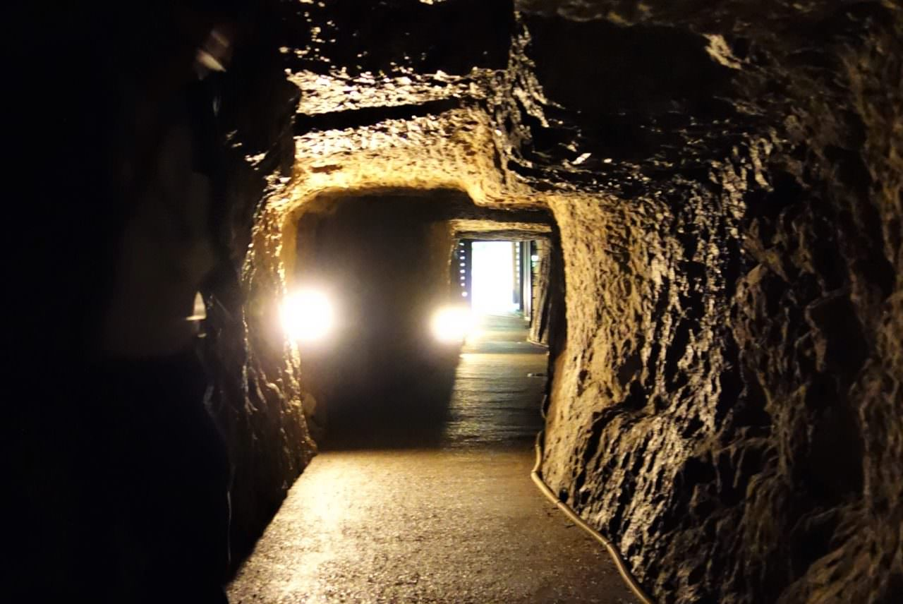 Exploring the Iwami Ginzan Silver Mine (Oda, Shimane Prefecture)