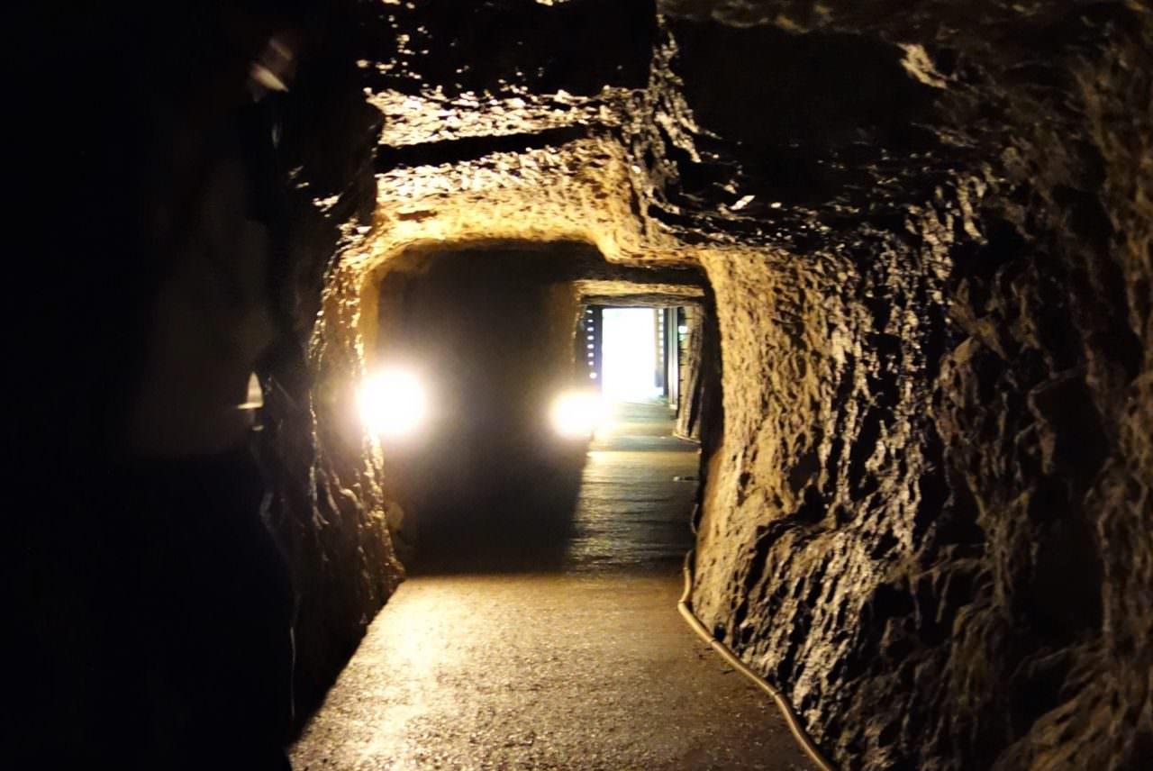 Exploring the Iwami Ginzan Silver Mine (Oda, Shimane Prefecture)