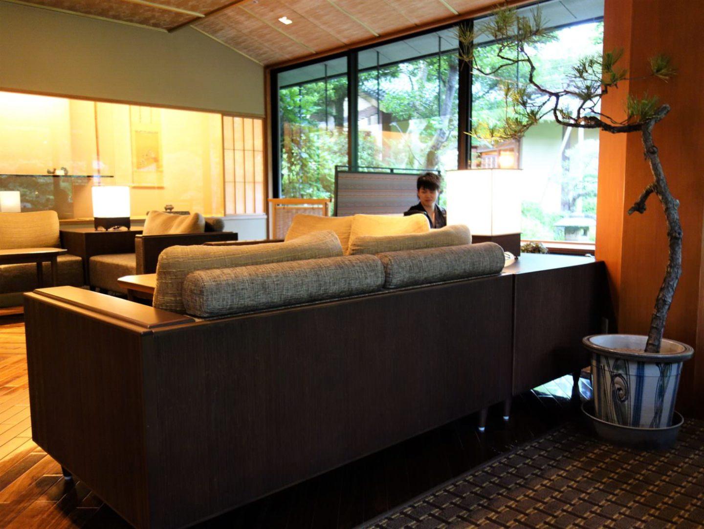 Lobby of Kasuien Minami