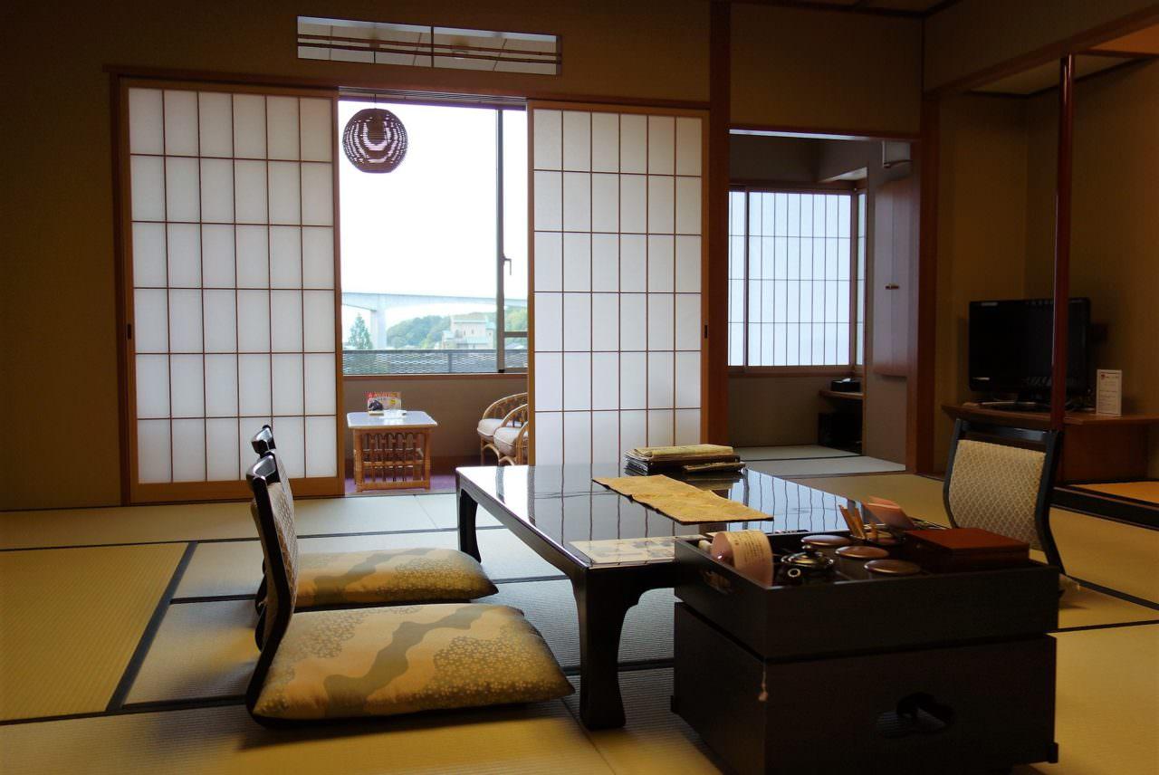 Kasuien Minami at Tamatsukuri Onsen: A gorgeous yet relaxing ryokan in Matsue, Shimane