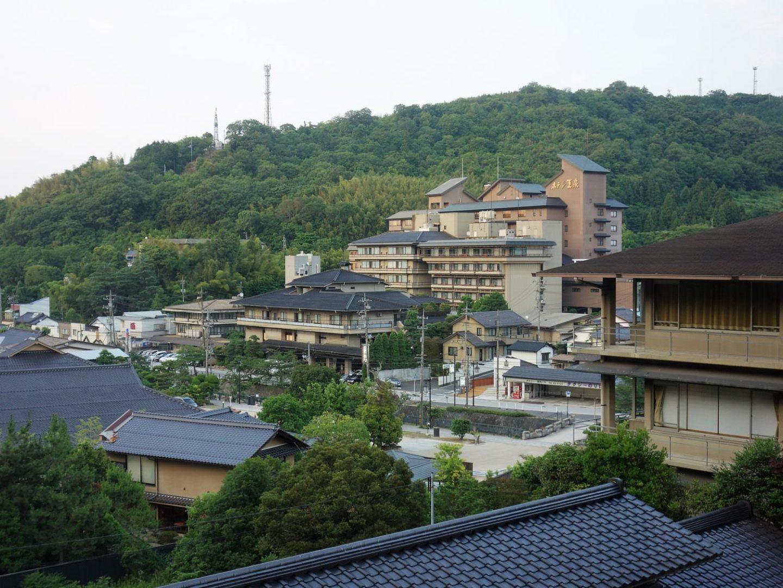Tamatsukuri Onsen, Matsue, Shimane Prefecture