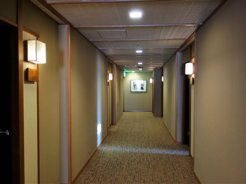 Hallway of Kasuien Minami