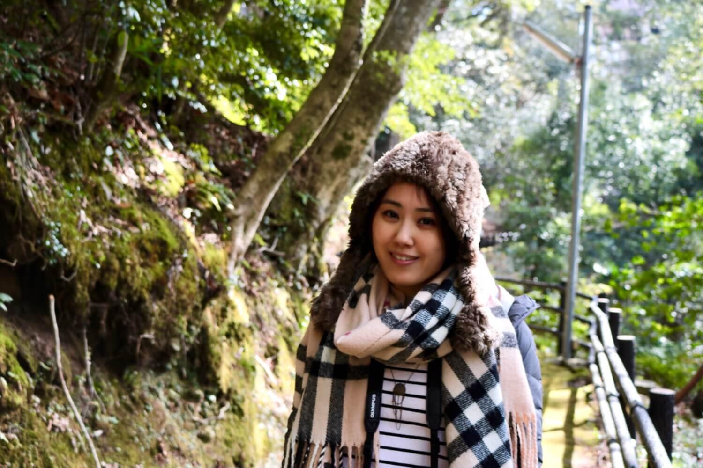 湯道とAya Satoh Hoshina