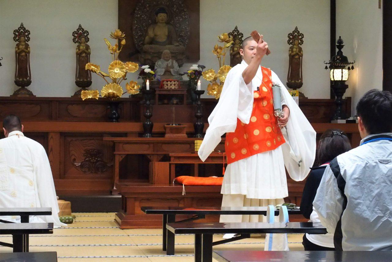 人生初の宿坊体験!鴨川・清澄寺「第三回お寺に泊まろう」に参加しました(1日目)