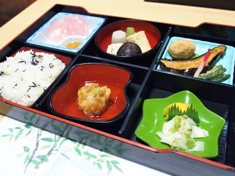 """Shojin ryori"" (Buddhist vegetarian meal)"