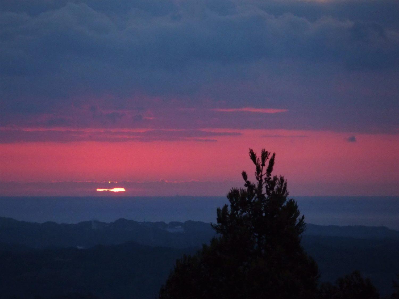 View from Asahi-Ga-Mori (Sunrise Woods)