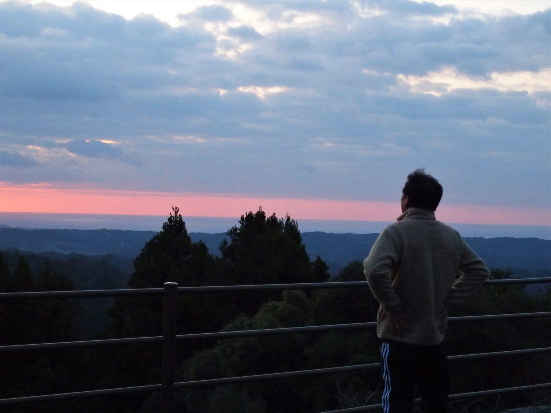 Asahi-Ga-Mori (Sunrise Woods)
