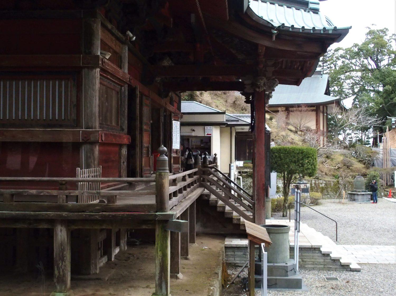 Mani-Den (main hall)