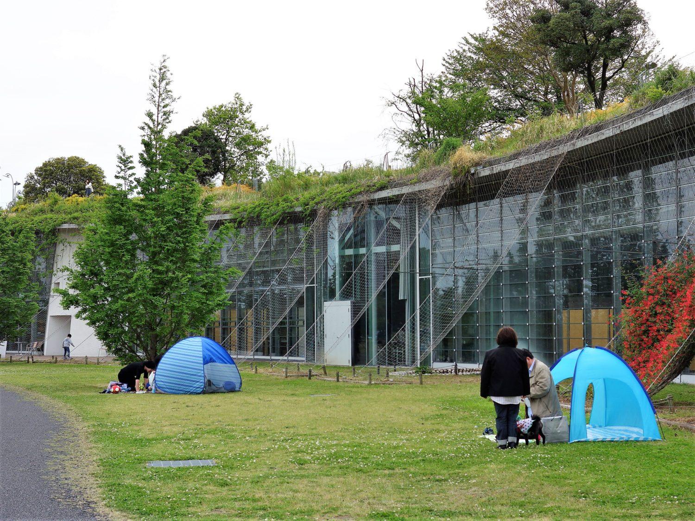 昭和記念公園 昭和天皇記念館