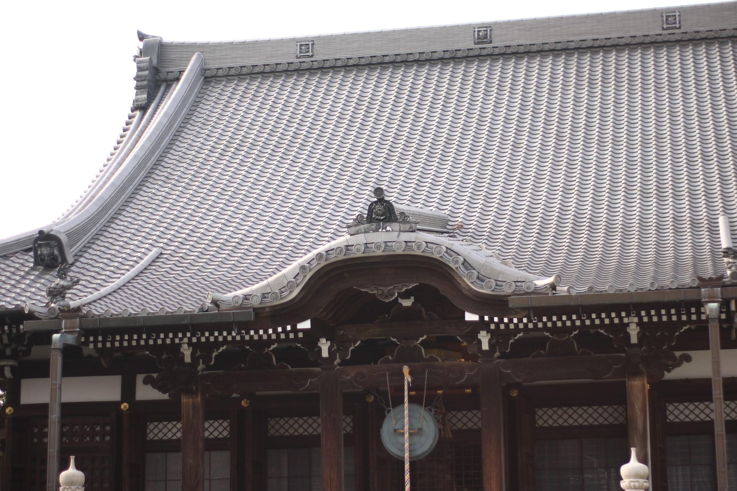 本覚寺本堂