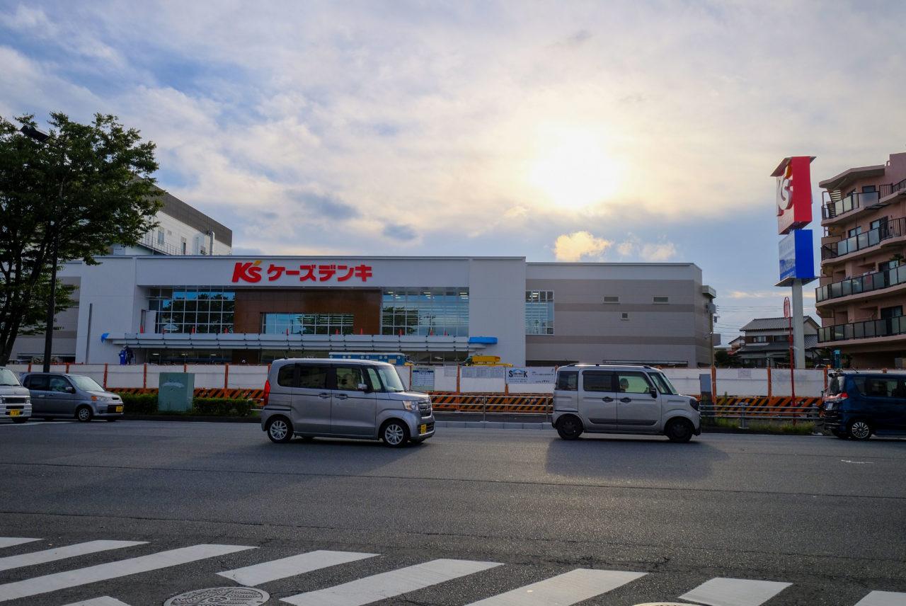 藤沢市内2店舗目となる辻堂のケーズデンキ、2020年10月30日(金)オープン