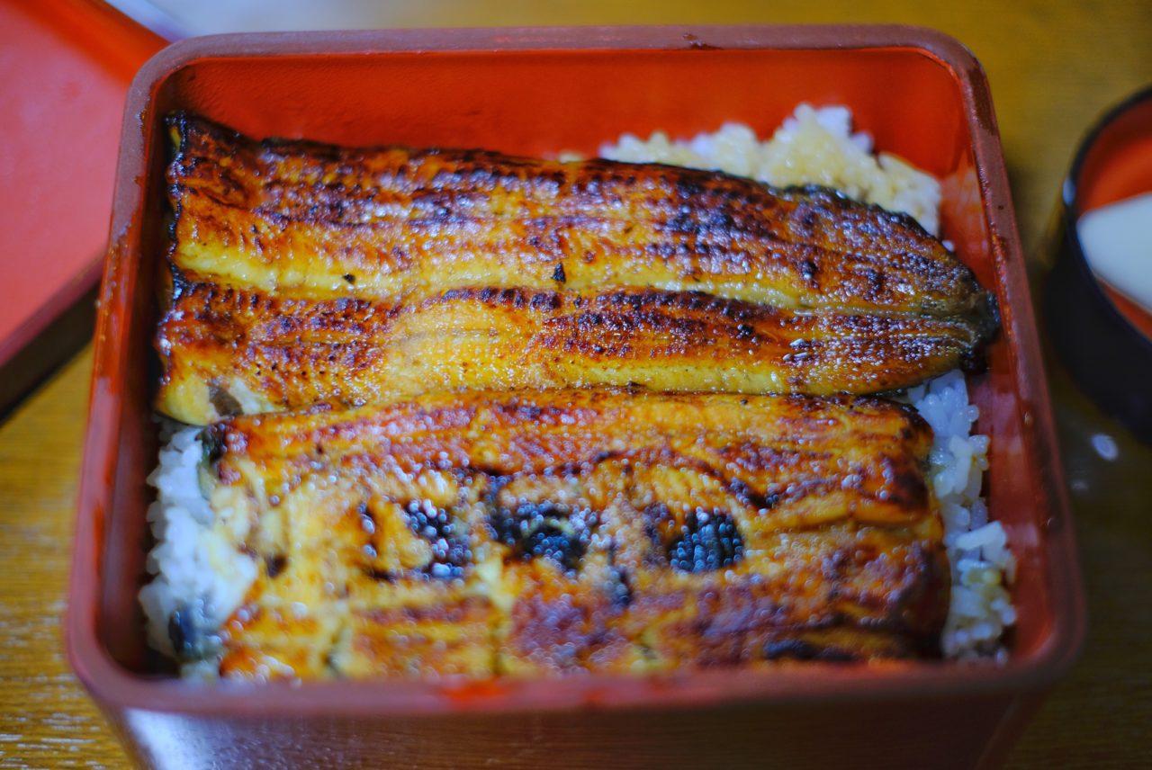 鎌倉の老舗「茅木家」で旬のうなぎを味わう