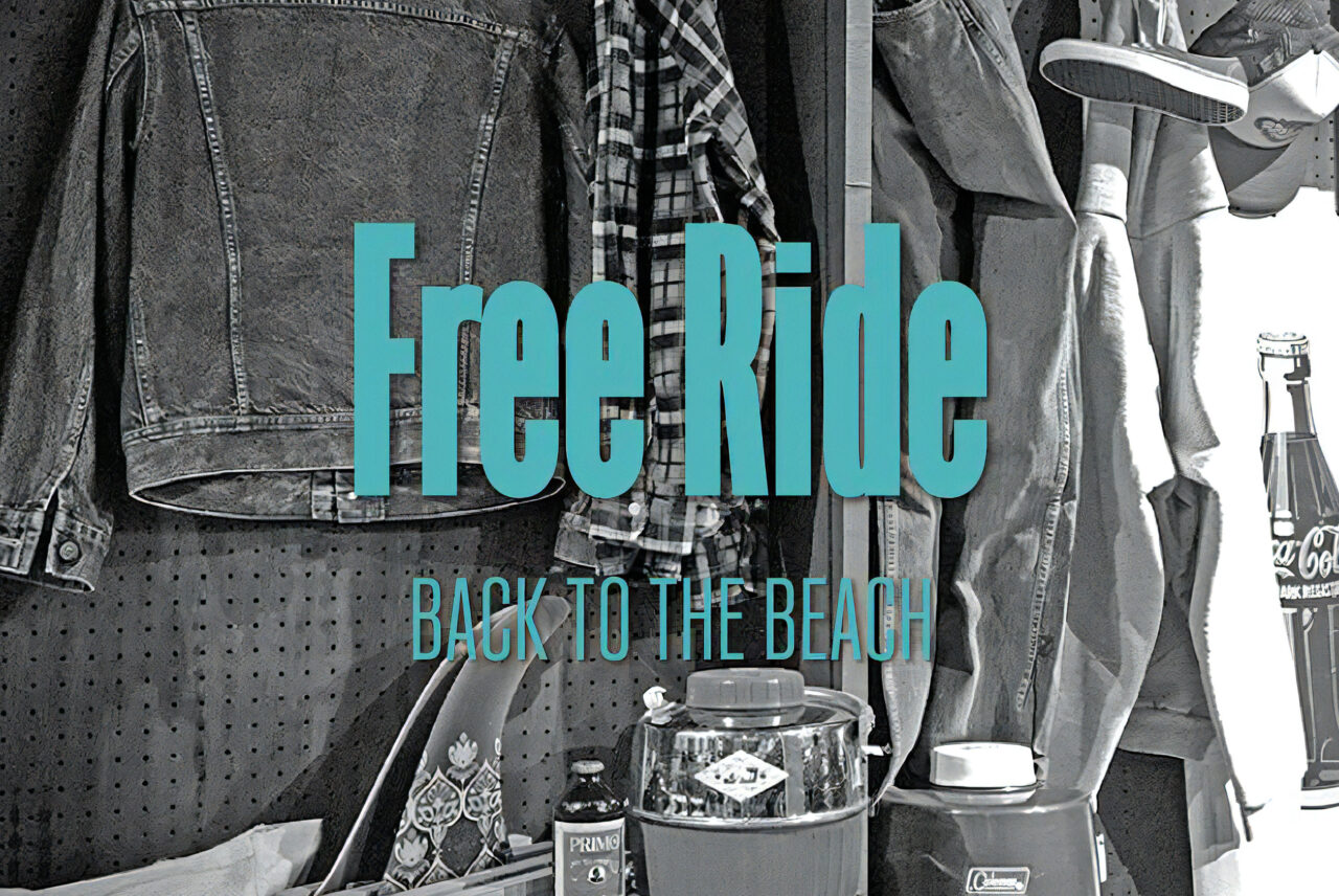 湘南T-SITEにPOP UP SHOP「Free Ride -BACK TO THE BEACH-」がオープン