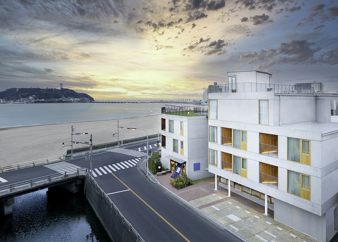 「HOTEL AO KAMAKURA」 松原庵によるスモールラグジュアリーホテルが開業
