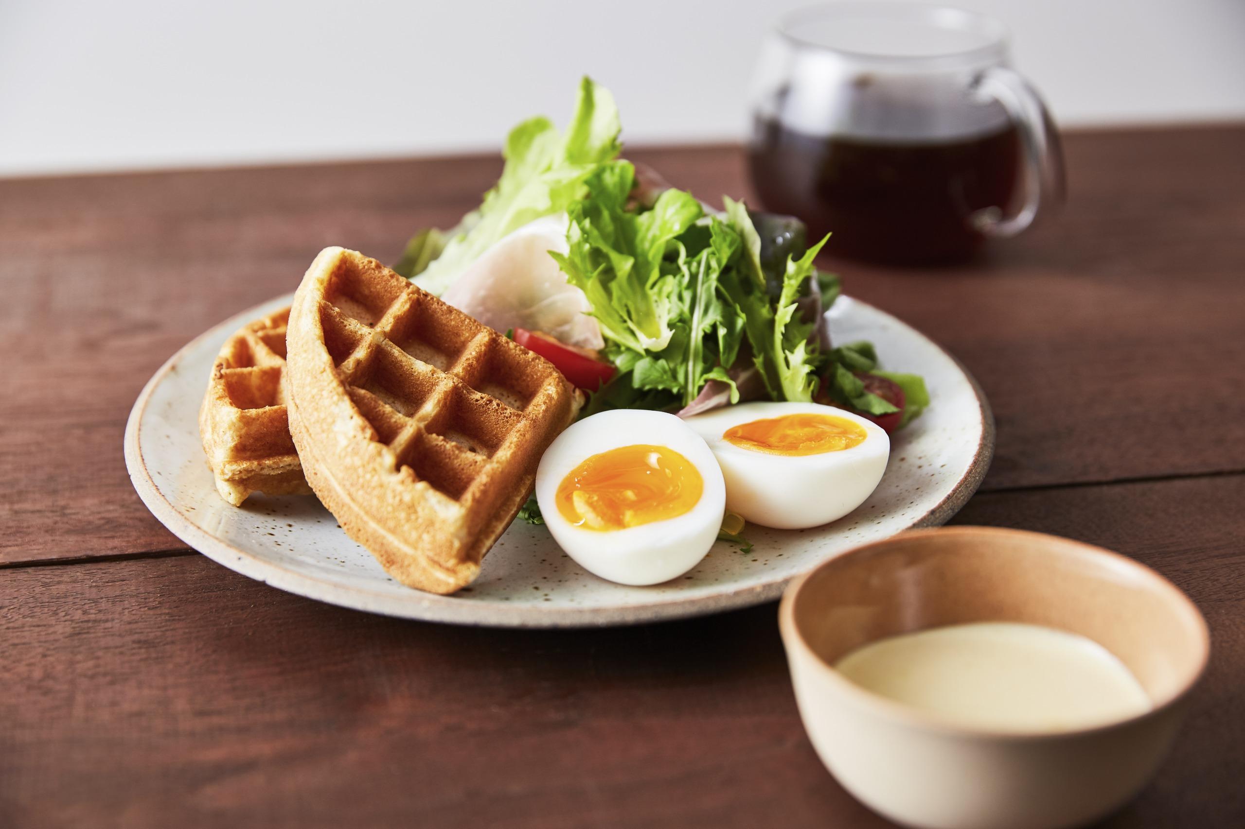 ブルーボトルコーヒー 渋谷カフェのブランチプレート (850円)