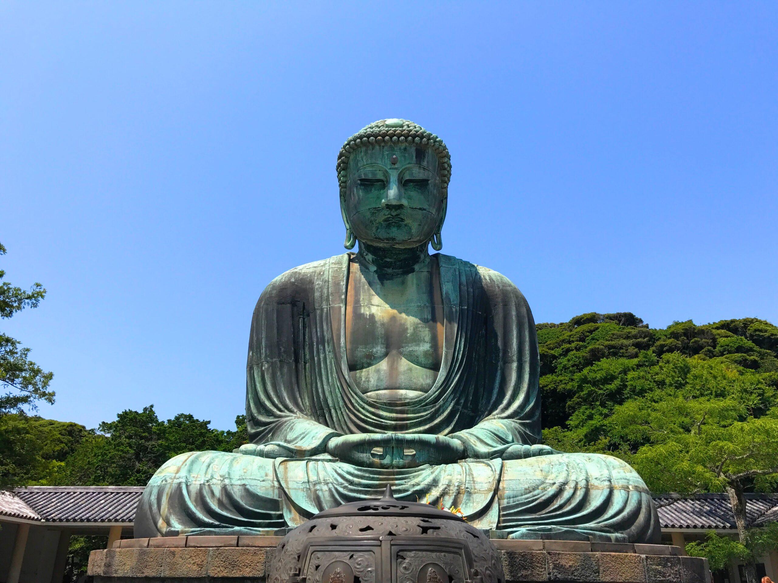 鎌倉の大仏 (高徳院)