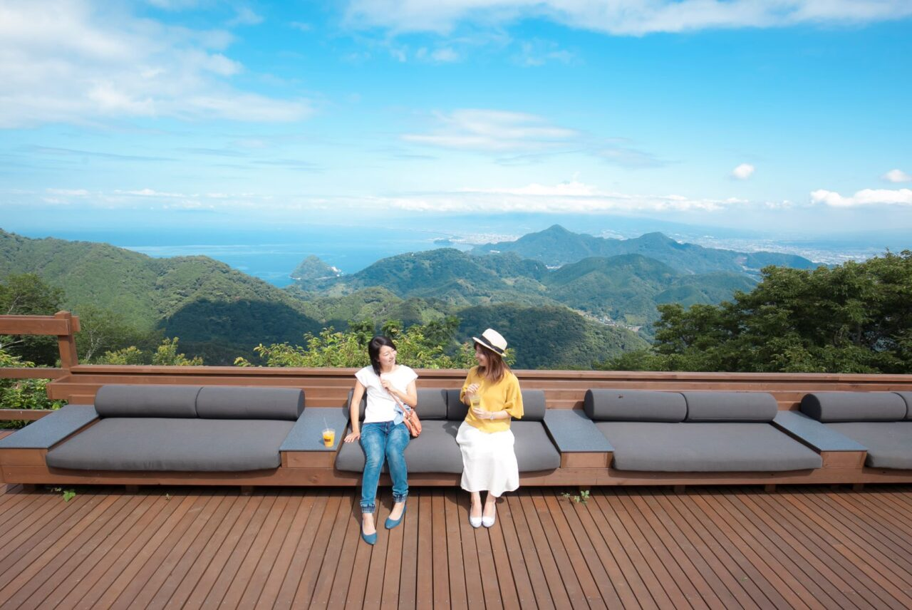 伊豆の国パノラマパーク、静岡県民限定で「絶景 富士見テラスロープウェイチケット」を販売中