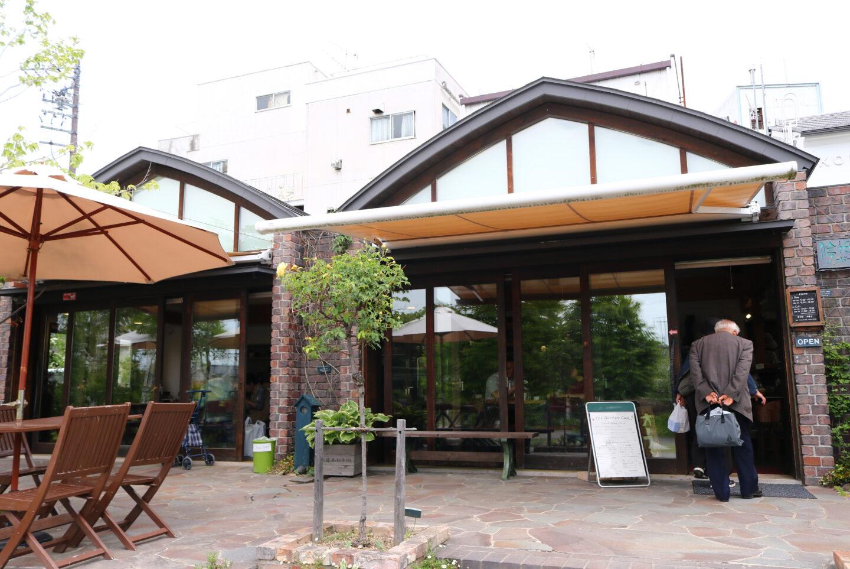 停車場ガーデンカフェ