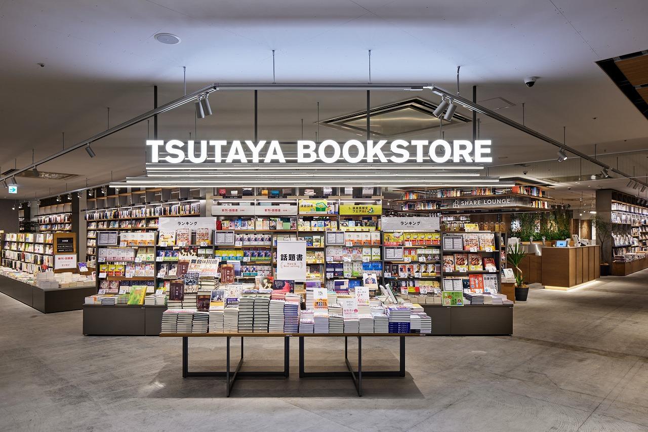TSUTAYAの新業態『SHARE LOUNGE』を備えた「TSUTAYA BOOKSTORE 川崎駅前店」がリニューアルオープン