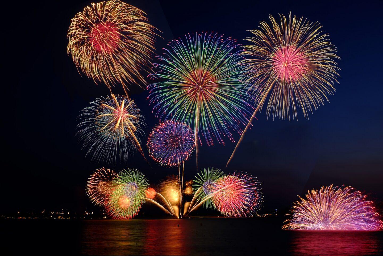 花火大会のイメージ画像