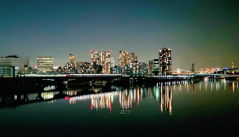 東京モノレールが夜景列車になる日帰り旅行プランが日本旅行から発売